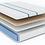 "Thumbnail: 12"" Timberlake Cal King Medium Mattress"