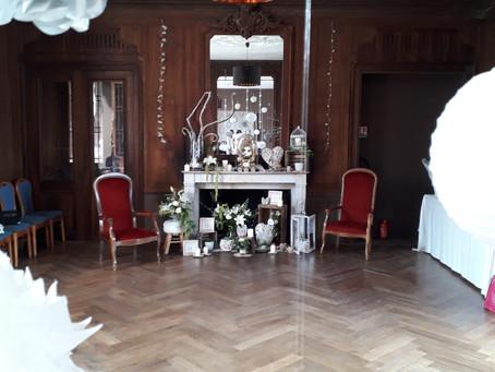 La décoration de votre salle de Mariage