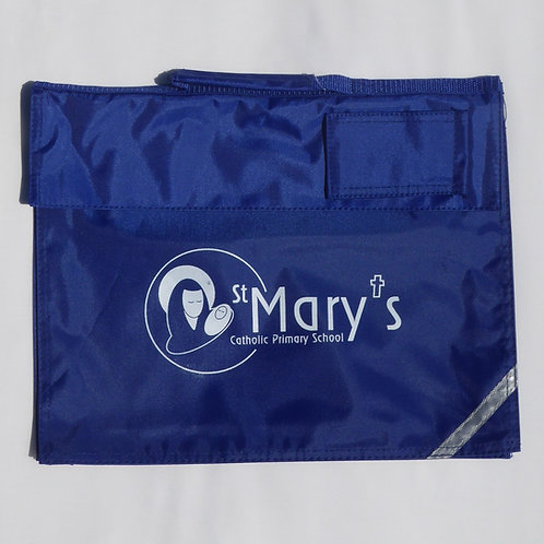 St Mary's School Book Bag