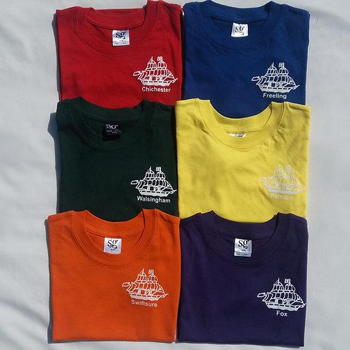 Marlborough School PE T-Shirt