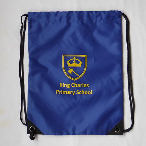 King Charles School PE Bag
