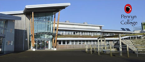 Penryn College School Photo with logo.jp