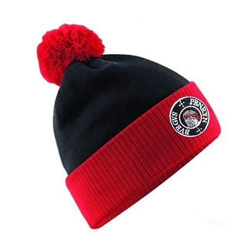 Penryn Rugby Club Supporter's Bobble Hat