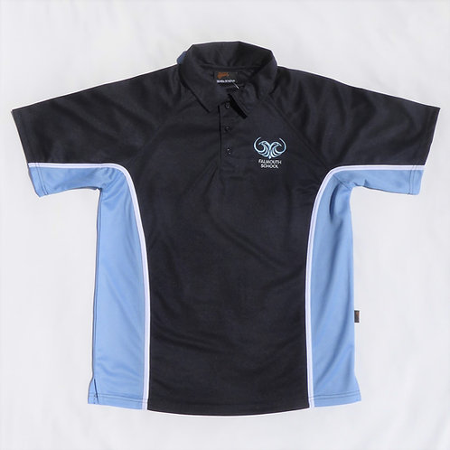 Falmouth School Boy's PE Polo Shirt