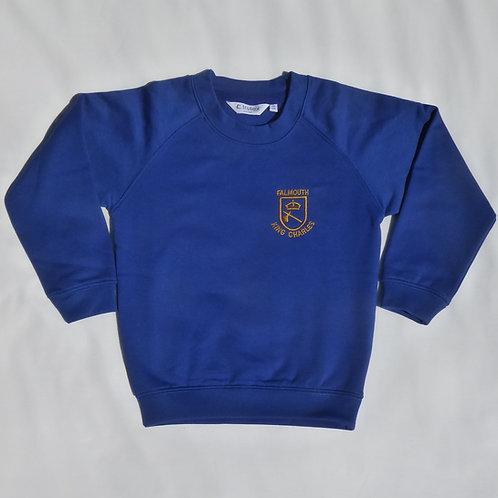 King Charles School Sweatshirt