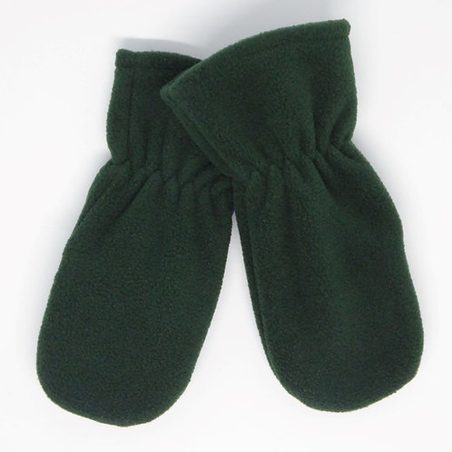 Truro High School Fleece Mittens