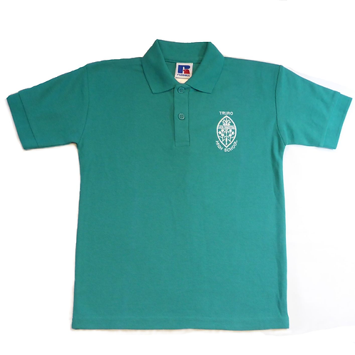 Truro High School Pre-Prep PE Polo