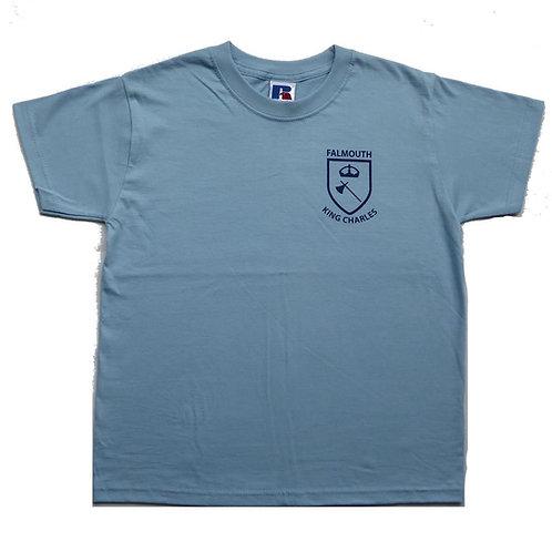 King Charles School PE T-Shirt