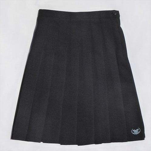 Falmouth School Girl's Pleated Skirt