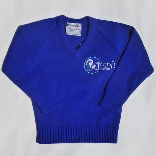 St Mary's School Jumper