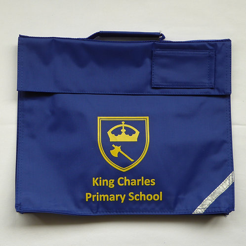 King Charles School Book Bag