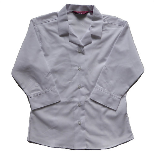 Truro High School White Blouse