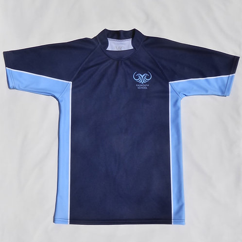 Falmouth School Boy's Multi-Use PE Shirt