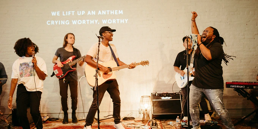 Night of Worship with The Watch