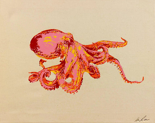 Octopus Canvas One