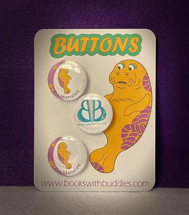 Meara Button/Pin Set