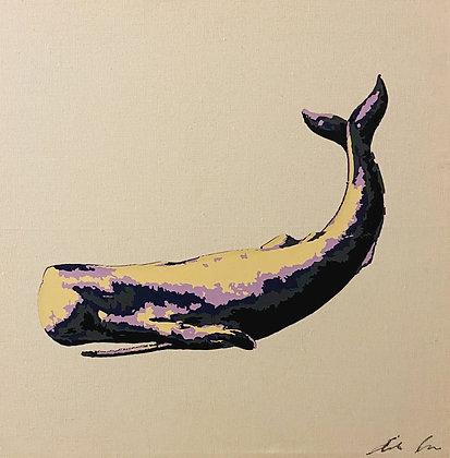Humpback Whale Canvas