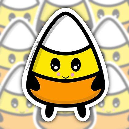 Candy Corn Sticker