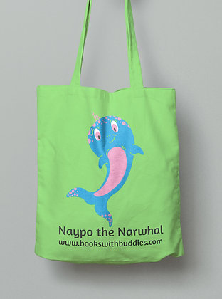 Naypo Reusable Canvas Bag