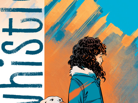 Graphic Novel Review - Whistle by DC Comics