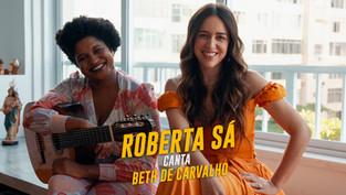 #SambaImenso // Roberta Sá canta Beth Carvalho