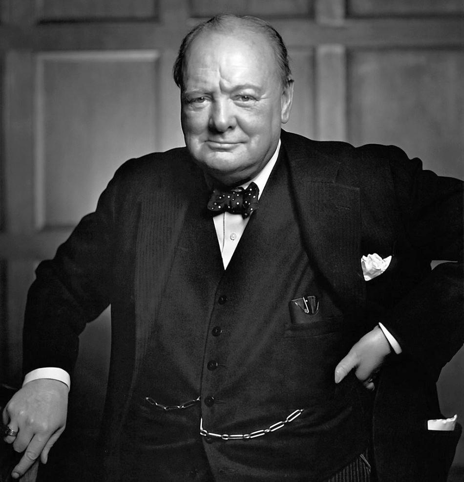 Sir Winston Church
