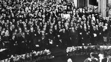 Deakin hears God Alfred Deakin Prayer No 4