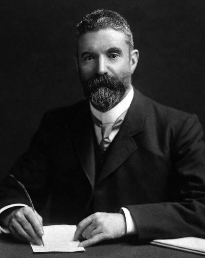 Alfred Deakin- Prime Minister in 1905