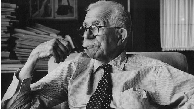 Deakins Prayers - No 9. Walter Murdoch, great uncle to Rupert Murdoch of News Corp