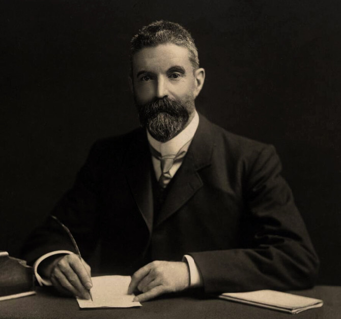 Alfred Deakin Prayer - Day1