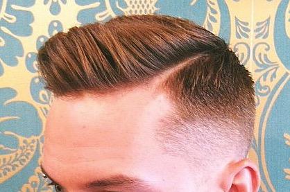 Barber Style/Clipper Cut