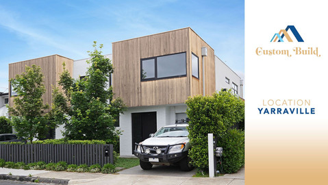 Yarraville - Custom Townhouse Project