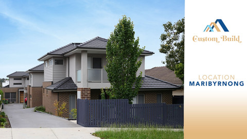 Maribyrnong - Townhouse Project