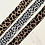 Thumbnail: LEOPARD 2IN POLYESTER ELASTIC