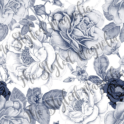 PICK-A-PRINT: CHESHIRE ROSES