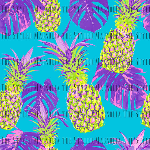 PINEAPPLE ON THE BEACH (SMALL & LARGE SCALE)