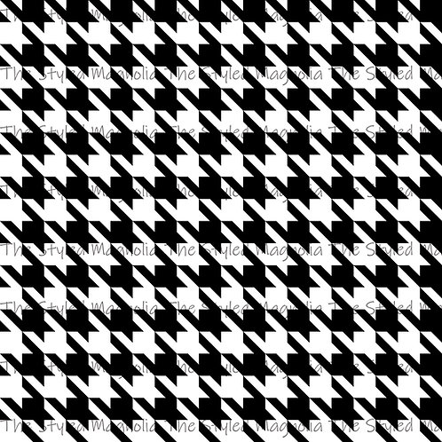 PICK-A-PRINT: HOUNDSTOOTH