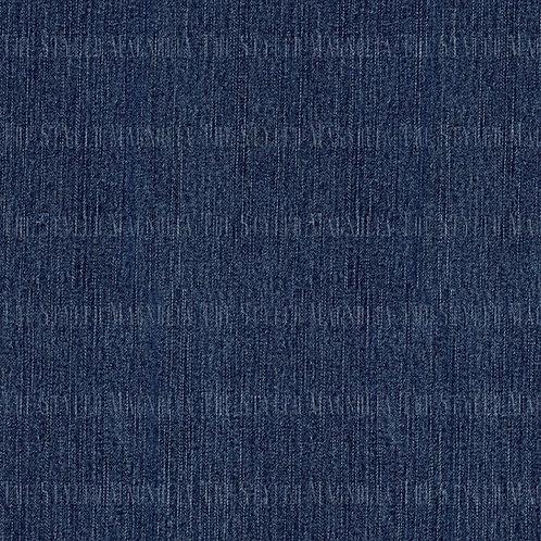 REMNANT: 84IN DBP - FAUX DENIM I (DARK BLUE)