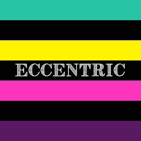 STATEMENT STRIPES - ECCENTRIC (1.5 YARD PANEL)