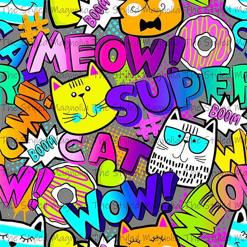 PICK-A-PRINT: POP ART CATS