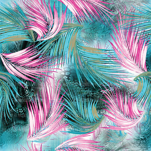 PICK-A-PRINT: ABSTRACT PALMS