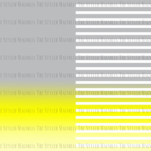 LIMONCELLO OMBRE (1.5 YD PANEL)
