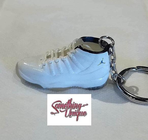 Sneaker Shoe Keychain