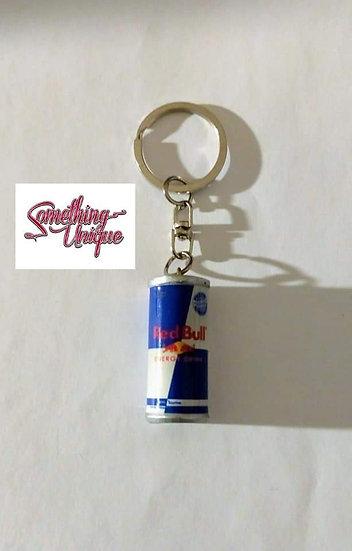 Red Bull Keychain