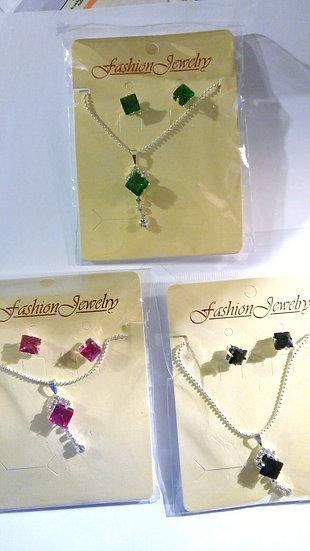Formal Necklace Set