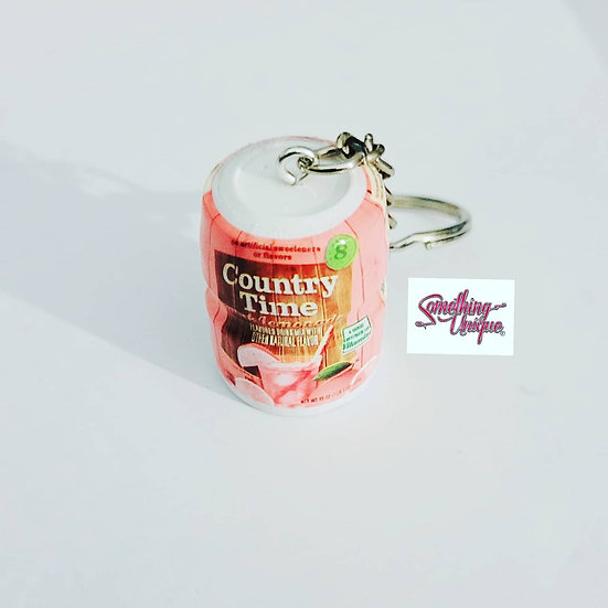 Country Time Keychain