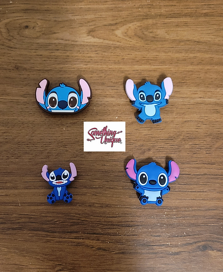 Lilo &Stitch Shoe Charms