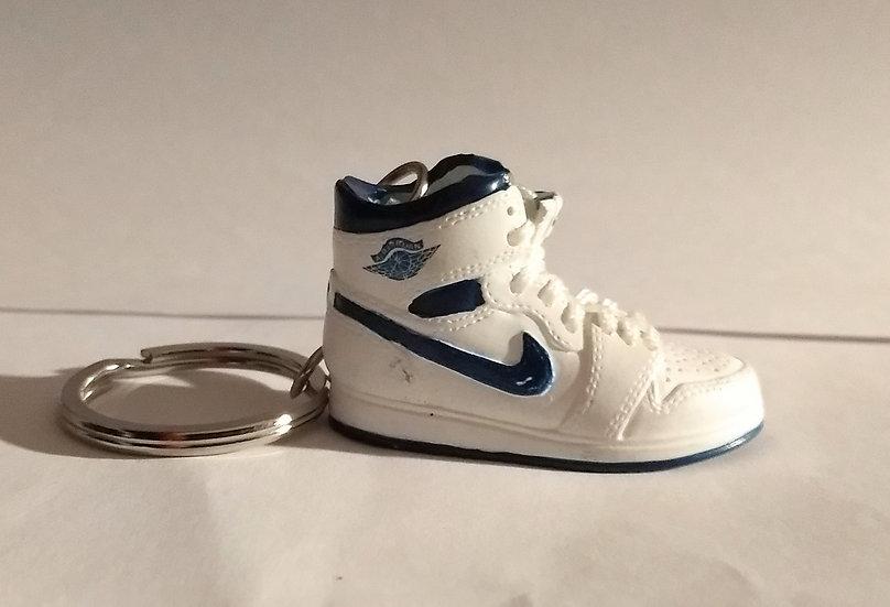 Jordan Sneaker Keychain