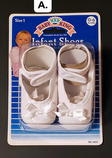 Infant First Walker Shoes