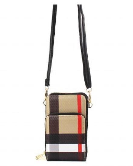 Cellphone Holder/Crossover Handbag